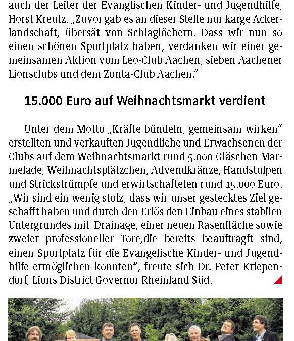 """September 2013: """"Was aus Marmelade werden kann"""""""