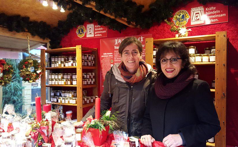 Weihnachtsmarkt macht Spaß!